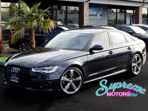 2015 Audi A6 for Sale in Kent, WA