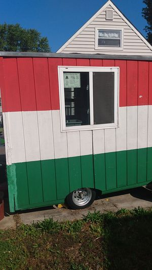 Customized Food trailer - Serving Truck for Sale in Clinton, MD