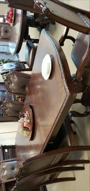 $39 Down Payment Best DEAL 🍾 Kiera Brown Formal Dining Set 49 for Sale in Jessup, MD