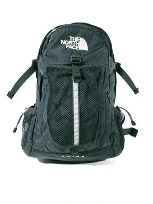 The North Face Amira Black Backpack Laptop School Bag Camping Hiking for Sale in Denver, CO