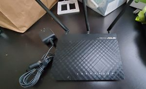 Asus RT-N66U router for Sale in North Bend, WA