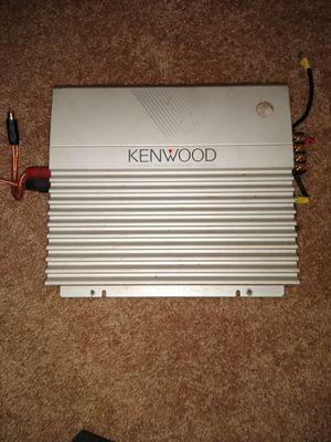 Kenwood 4 Channel Power Amplifier KAC-646 for Sale in Lynnwood, WA