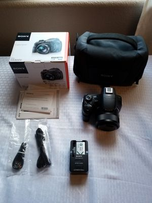 Sony Cybershot Digital SLR Camera DSC-HX400V for Sale in Las Vegas, NV