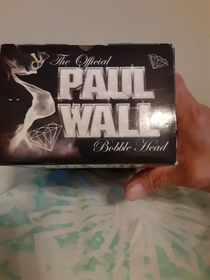 Paul Wall bobble head for Sale in Montrose, CO