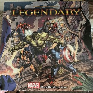 Marvel Legendary Board Game for Sale in Bellflower, CA