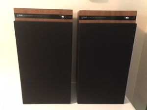 "Philips 3 Way Speakers System Model 476 10"" Woofers 75 Watts High Fidelity for Sale in Lexington, SC"