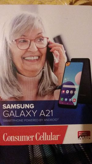 Samsung Galaxy A 21 for Sale in Houston, TX