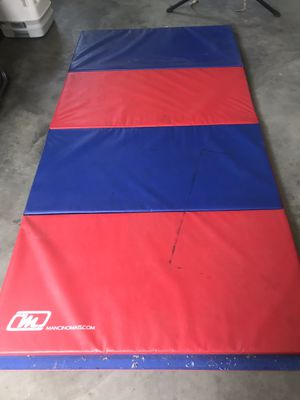 3, Mancino 4' by 8' mats for Sale in Wenatchee, WA
