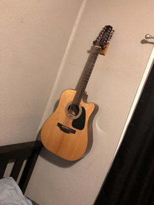 takamine 12 string for Sale in Phoenix, AZ