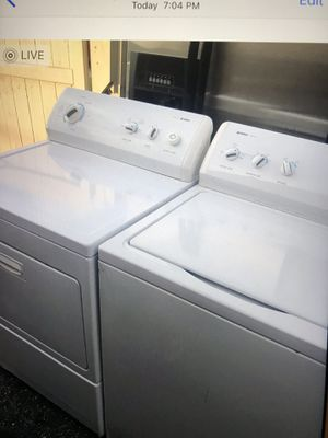 Washer and dryer kenmore for Sale in Palm Springs, FL
