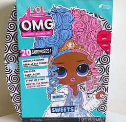 New LOL OMG 4 Fashion Doll SWEETS for Sale in Los Angeles,  CA