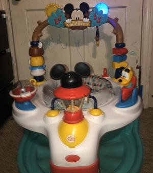 Mickey Mouse bouncer & walker set for Sale in Los Angeles, CA