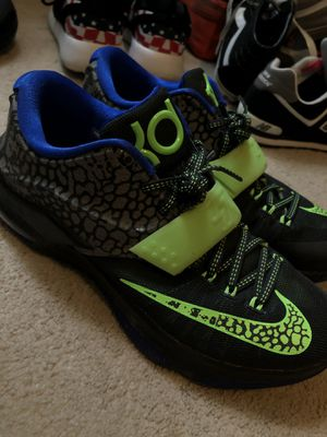Nike Air KD 7 Glow Eel FlyWire for Sale in Raleigh, NC