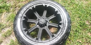 "22"" inch status rims 6 lugs for Sale in Lake Worth, FL"