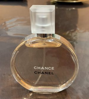 Chance Chanel 3.4oz perfume for Sale in Moreno Valley, CA
