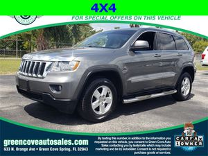 2012 Jeep Grand Cherokee for Sale in Green Cove Springs, FL