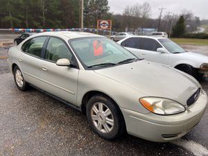 2006 Ford Taurus SEL for Sale in Gaffney, SC