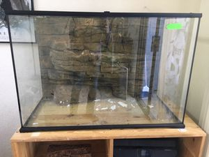 Exo Terra Tank for reptiles - Free for Sale in Citrus Heights, CA