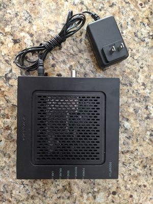 Motorola docsis 3.0 cable modem for Sale in Laurel, MD
