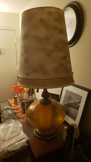 Antique lamp for Sale in Rosedale, MD