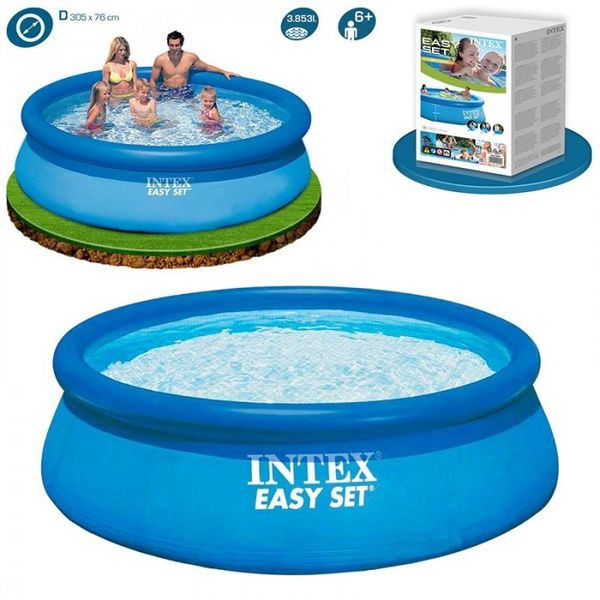 New Family size Inflatable Swimming Pool 10FT.