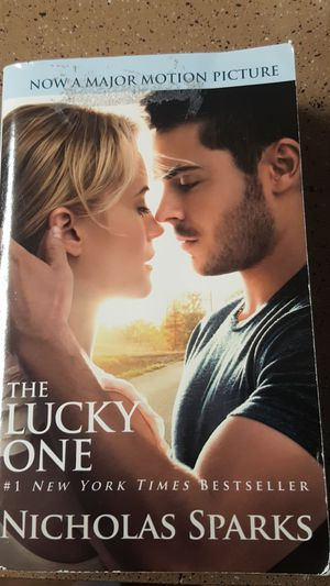 The Lucky One book for Sale in Longview, TX