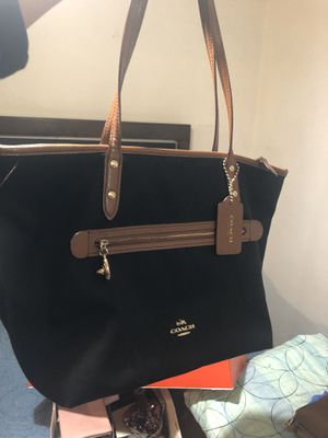 coach handbag like new $80 firm for Sale in El Paso, TX