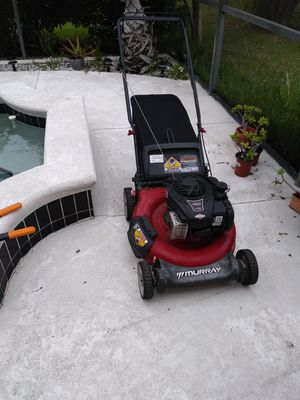 """Murray 21"""" push mower for Sale in Cape Coral, FL"""