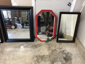 Wall mirrors for Sale in Pickerington, OH