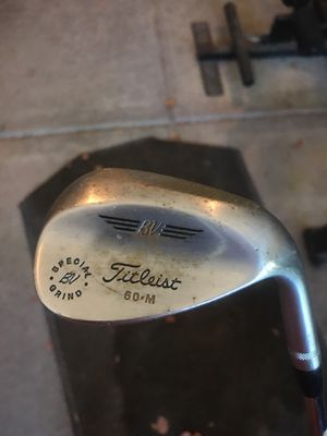 Titleist Vokey Wedge for Sale in Payson, AZ