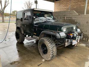 Jeep Wrangler for Sale in Fresno, CA