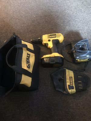 Dewalt 18v drill for Sale in New Haven, CT