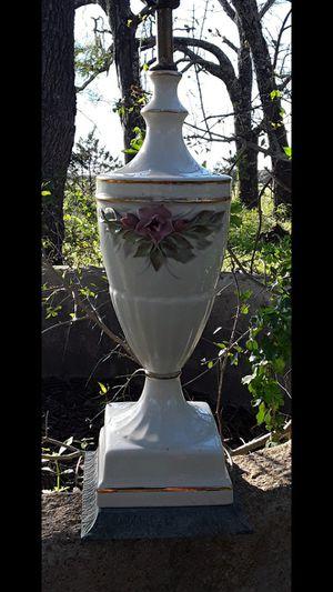Vintage porcelain lamp for Sale in Austin, TX