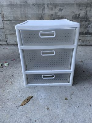 Plastic drawer for Sale in Alameda, CA