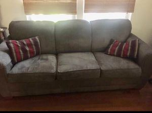 2 couches and reclining chair for Sale in Glen Burnie, MD