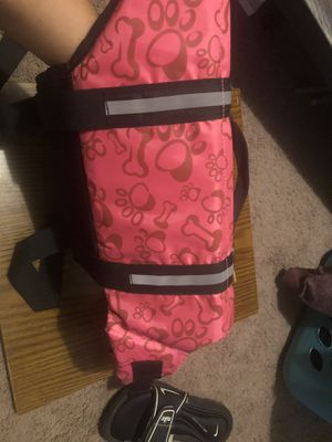 Dog life jacket for Sale in US