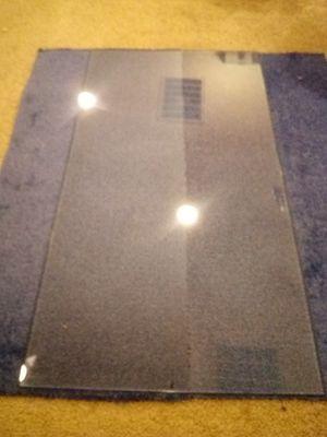 GLASS SHELVES (7) beveled edges for Sale in Las Vegas, NV