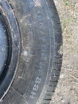Trailer tire for Sale in San Antonio,  TX