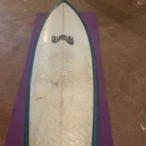 """Channel Islands Fish Surfboard 5'6"""" for Sale in Seattle, WA"""