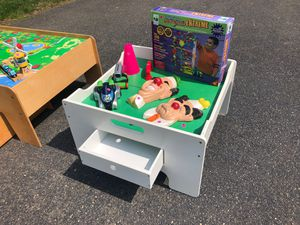 Child's Play Table with Drawer for Sale, used for sale  Jackson, NJ