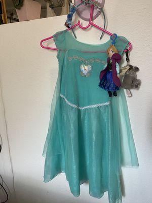 Princess elsa costume for Sale in Santa Ana, CA