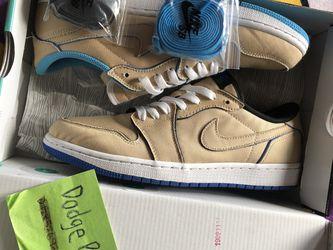 Jordan 1 Nike Sb Desert Ore for Sale in Pasadena,  CA