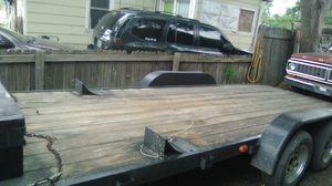 Car hauler trailer for Sale in Wheat Ridge, CO