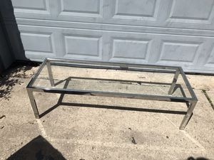 Glass of table for Sale in Spring, TX