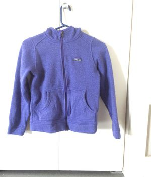 Patagonia Girls Hooded Fleece for Sale in Des Moines, WA