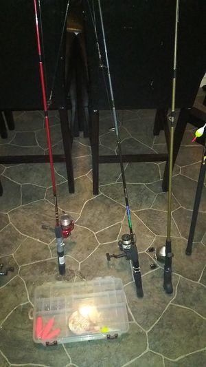 Fishing rod for Sale in Atlanta, GA