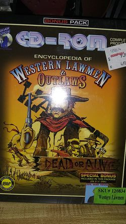 Western lawmen & Outlaws for Sale in Garland,  TX