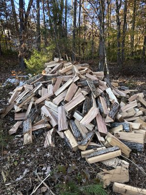 Firewood for Sale in Charlottesville, VA