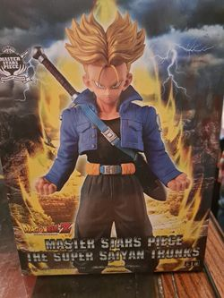 SSJ Trunks Figure Dragonball Z for Sale in San Bernardino,  CA