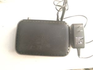 Netgear wireless router and modem in 1 for Sale in Fresno, CA
